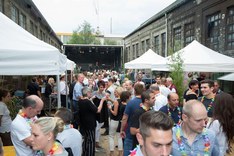 Sommerfest bei Fischer Stahl