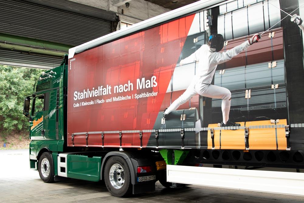 16,5 Meter Fischer Stahl!